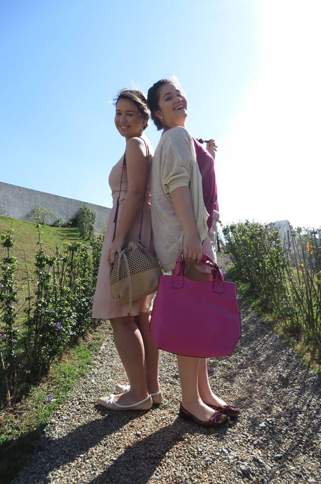 Editorial Pink Lovers para Olook- Look Domingo Relax 3