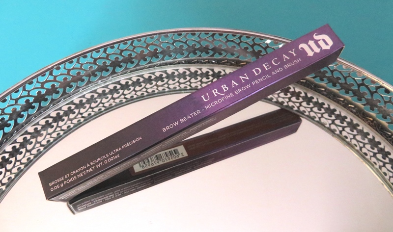 brow beater urban decay resenha