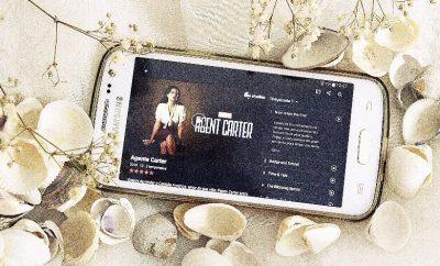 Analise das temporadas de Agent Carter