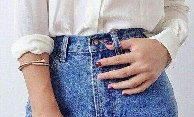 Desejos de Outono Mom Jeans
