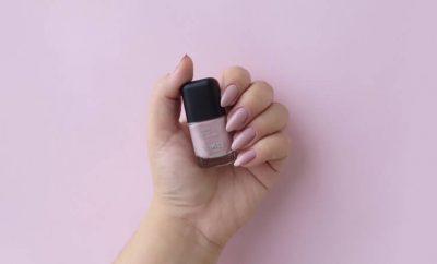 Esmalte Kiko Milano Smart Nail Lacquer cor 04 Rosy Nude